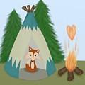 The Lone Fox  by Michelle Brenmark