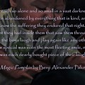 The Long Dark Night by Benji Alexander Palus