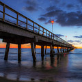 The Long Pier by Coco Moni