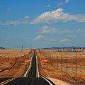 The Long Road To Santa Fe by Susanne Van Hulst