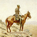 The Lookout by Frederic Sackrider Remington