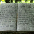 The Lord's Prayer by Randall Weidner