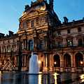 The Louvre Palace by Kendall James