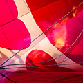 Hearts A' Fire - The Love Hot Air Balloon by Ron Pate