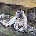 The Loyal Guardian by Carol Bostan