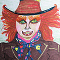 The Mad Hatter by Barbara Giordano