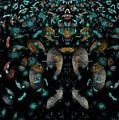 The Maddening Crowd by David Lane