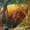 The Magic Apple Tree by Samuel Palmer