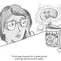 The Magic Bean Genie by Farley Katz