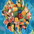 The Magic Bouquet by Vladislav Tchevtchenko
