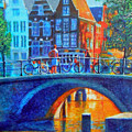 The Magic Of Amsterdam by Michael Durst