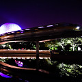 The Magic Of Epcot by Debbie Ann Powell