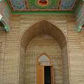 the main entrance, doorway, door, Asia by Wladimir Zarew