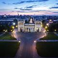 The Majestic Koenigplatz by Hannes Cmarits