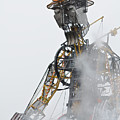 The Man Engine And His Man by Terri Waters