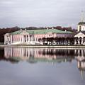 The Manor Of Kuskovo, Moscow by Margarita Buslaeva
