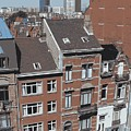The Many Layers Of Brussels by Carol Groenen