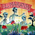 The Marathon by Heather Calderon