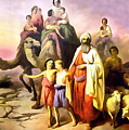 The March Of Abraham by Munir Alawi