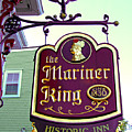The Mariner King Inn Sign by Mark Sellers