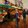 The Market by David Patterson
