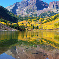 The Maroon Bells by Kate Avery