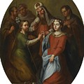 The Marriage Of The Virgin by Celestial Images
