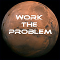 The Martian Work The Problem by Edward Fielding