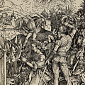 The Martyrdom Of St. Catherine Of Alexandria by Albrecht Durer