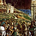 The Martyrdom Of St Jacques by Mantegna Andrea
