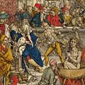 The Martyrdom Of St John by Albrecht Durer or Duerer