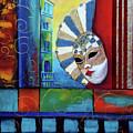 The Mascherade by Florentina Maria Popescu