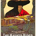 The Masked Rider 1919 by Mountain Dreams