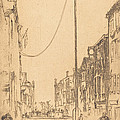 The Mast by James Mcneill Whistler