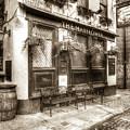 The Mayflower Pub London Vintage by David Pyatt