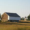 The Mcpherson Barn by Jen Goellnitz