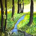 The Meadow by Rod Jellison