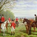 The Meet by Edward Benjamin Herberte