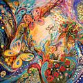 The Melancholy For Chagall by Elena Kotliarker