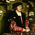The Merchant Georg Gisze 1532 by Hans Holbein The Younger
