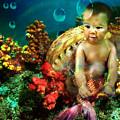 The Mermaids Treasure by Nada Meeks