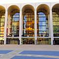 The Metropolitan Opera House by Ed Weidman