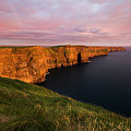 The Mighty Cliffs Of Moher In Ireland by Pierre Leclerc Photography