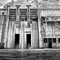 The Mighty Dam Architecture Art By Kaylyn Franks by Kaylyn Franks
