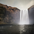 The Mighty Skogafoss by Chris Frost
