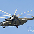 The Mil Mi-26 Cargo Helicopter by Daniele Faccioli