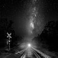 The Milky Way Express by Mark Andrew Thomas