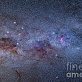 The Milky Way Through Carina And Crux by Alan Dyer