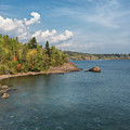 The Minnesota Side Of Lake Superior by John M Bailey