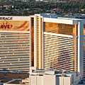 The Mirage Hotel by Andy Smy
